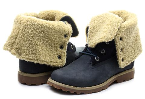 Timberland Topánky - 6 Inch Shrl Boot - 1690a-nvy - Tenisky 5680c19d65a