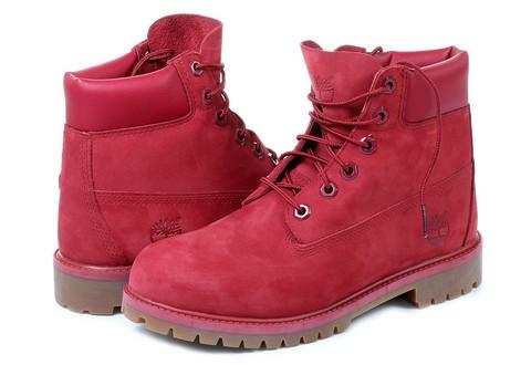 Timberland Topánky - 6 Inch Prem Boot - a13hv-red - Tenisky 714fc38fedd