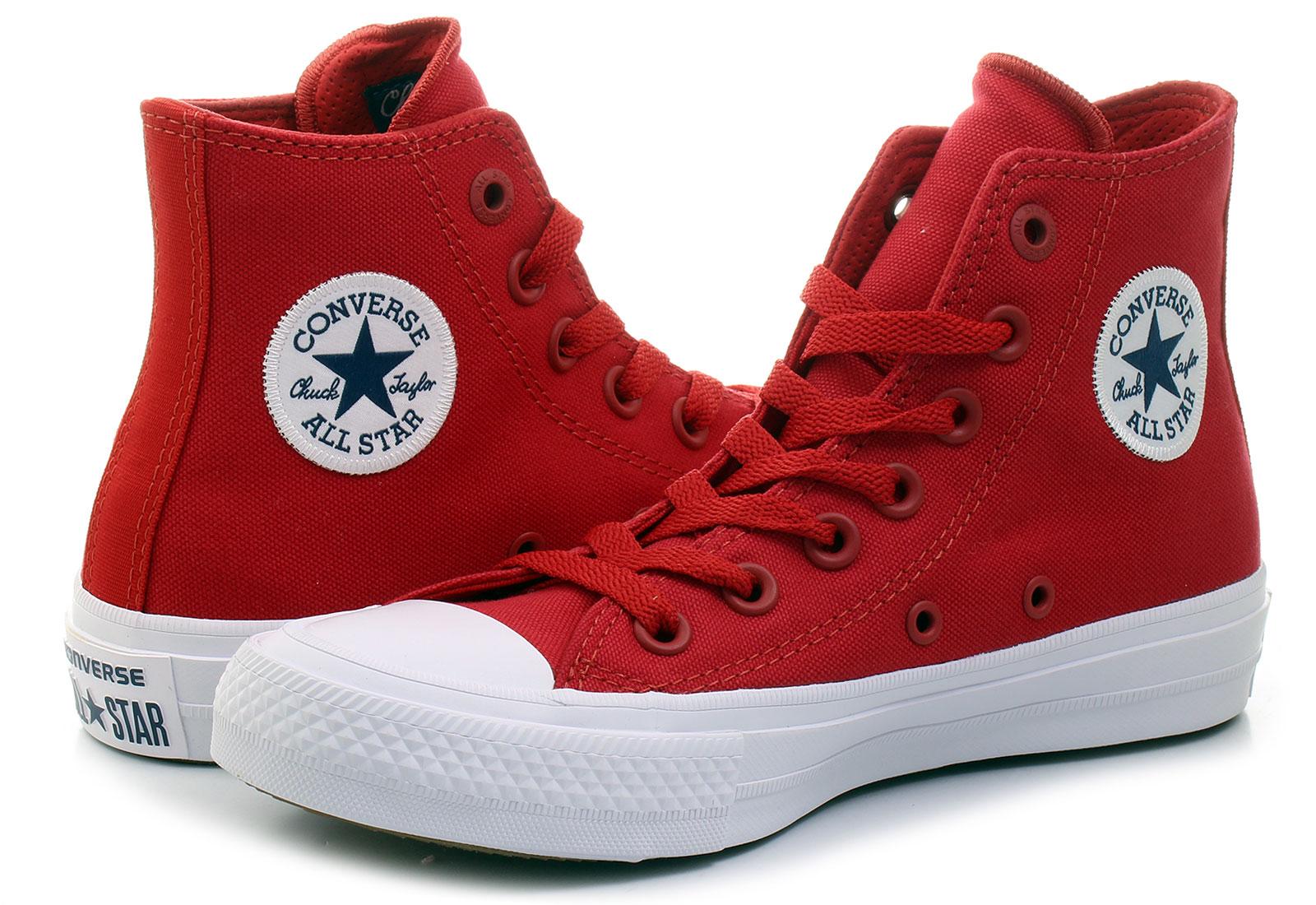 a8a00a4f3 Converse Tenisky - Chuck Taylor All Star_II Hi - 150145C - Tenisky,  Topánky, Čižmy, Mokasíny, Sandále