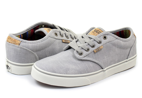 Vans Topánky - Atwood Deluxe - VXB2ILL - Tenisky 5c338d4bc02