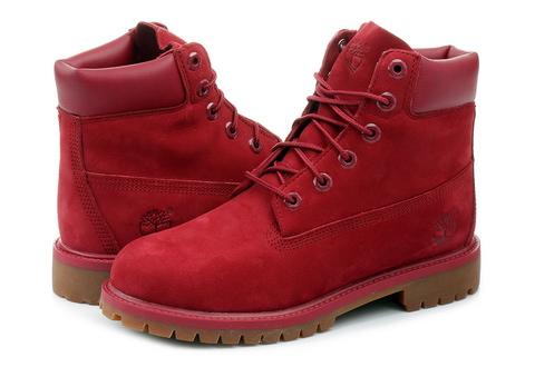 0dec2a7307c Timberland Topánky - 6 Inch Prem Boot - a13hv-red - Tenisky
