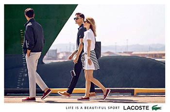 Lacoste cipők az Office Shoes-ban
